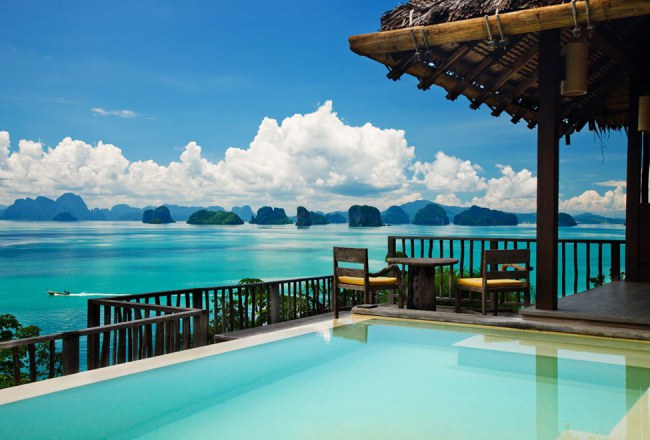 Six Senses Yao Noi - Infinity Pool